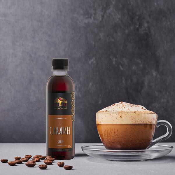 Alchemy's Caramel Coffee Syrup 300ml