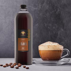 Alchemy's Caramel Coffee Syrup