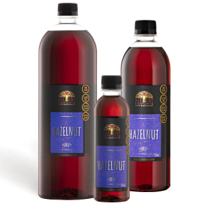 Alchemy's Hazelnut Coffee Syrup