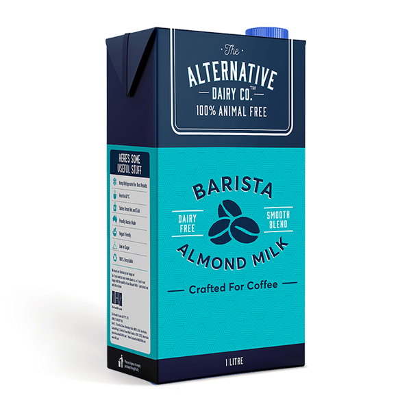 Alternative Dairy Co - Barista Almond Milk