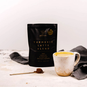 Golden Grind Turmeric Latte
