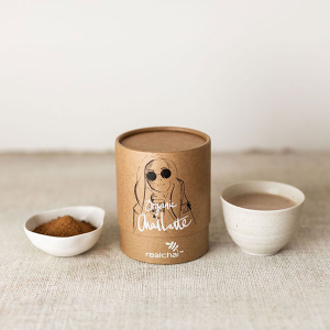 Real Chai Organic Latte Powder