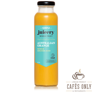 Simple Juicery - Australian Orange Juice