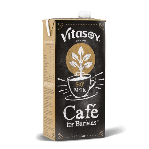Vitasoy Cafe For Baristas