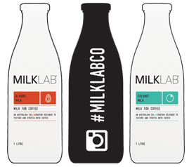Buy MILKLAB Almond Milk HERE
