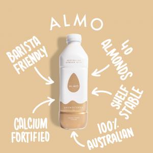 Almo Almond Milk - Unsweetend