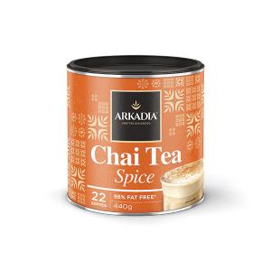 Arkadia Chai Tea Spice Latte