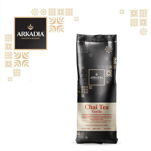 Arkadia Chai Tea Vanilla Latte