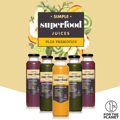 Simple Superfood Juices